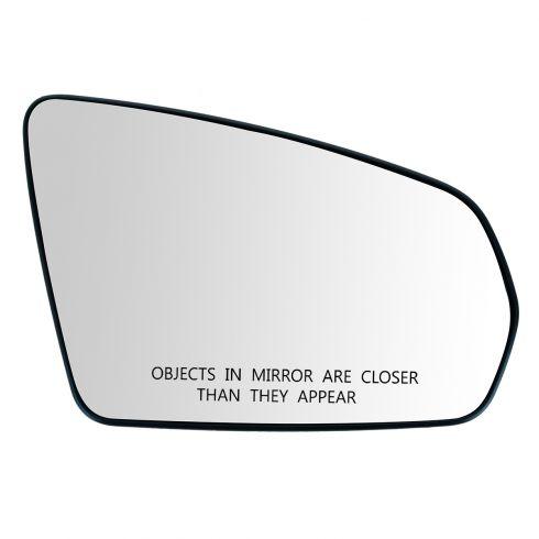 08-14 Avenger; 07-10 Sebring; 11 Chrysler 200 Power, Heated Mirror Glass w/Backing RH
