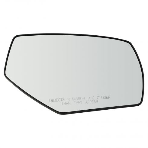 14 Silverado, Sierra 1500 Heated Concave Mirror Glass w/Backing Plate RH