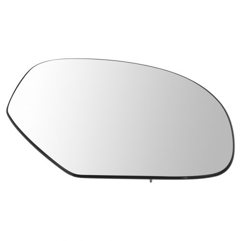 07-13 Silverado, Sierra 1500; 07-14 2500, 3500 Non Towing Convex Mirror Glass w/Backing RH