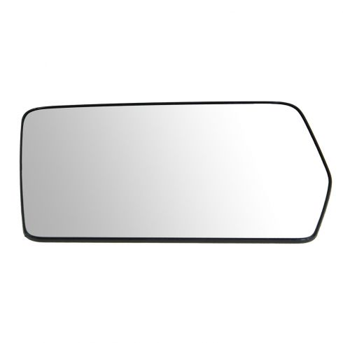 04-10 Ford F150 (New Body); 06-08 Mark LT (Non Tow) Power Heated Mirror Glass w/Backing LH (Ford)