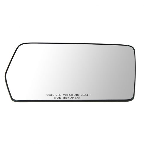 04-10 Ford F150 (New Body); 06-08 Mark LT (Non Tow) Power Heated Mirror Glass w/Backing RH (Ford)