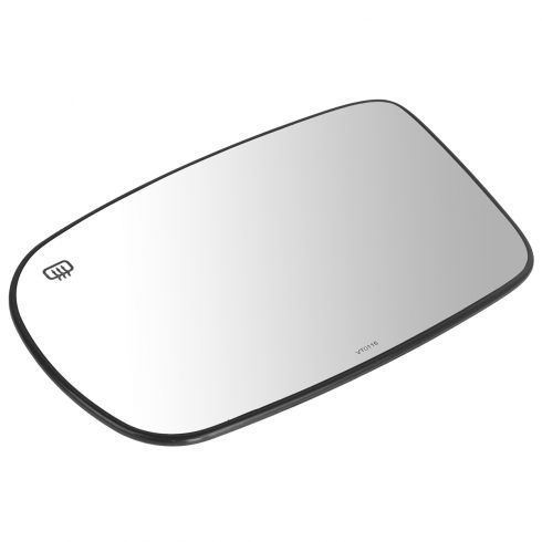 11-14 Chrys 200, Charger; 12-14 300, Challenger Power, Htd, Man Fold Mirror Glass w/Backing LH (MP)