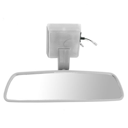 84-88 Toyota Pickup Truck Inside Lighted Rear View Mirror