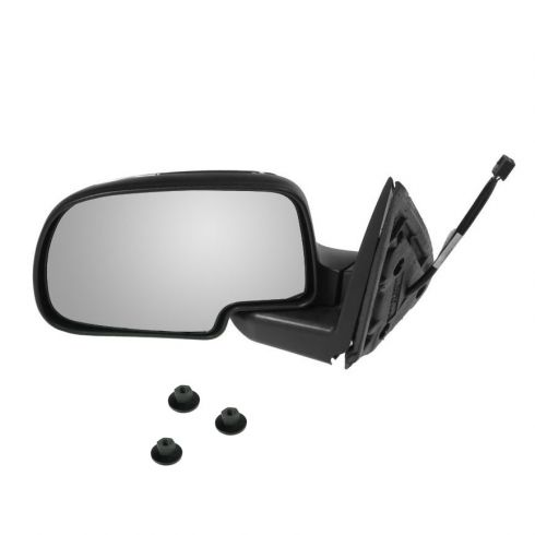 GMC Chevy Truck Heated Power Mirror With Mounting Hardware LH