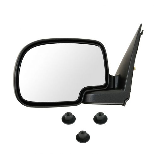 99-02 Chevy Silverado Power Mirror w/Hdwre LH