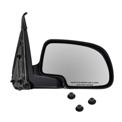 Mirror with Mounting Hardware