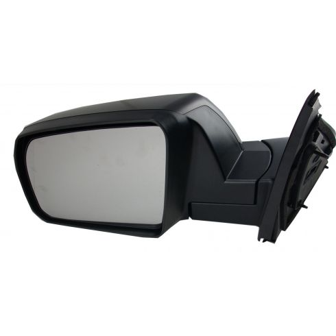 2007-09 Toyota Tundra; 2008-09 Sequoia Pwr Mirror w/Smooth Black Cap LH