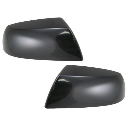 2007-09 Tundra; 2008-09 Sequoia Mirror CAP Black (Paint to Match) PAIR