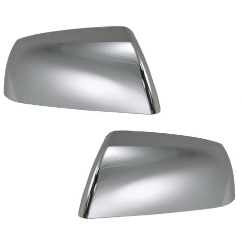 2007-09 Tundra; 2008-09 Sequoia Mirror CAP CHROME PAIR