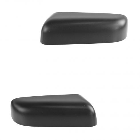 09-14 Ford F150 (w/Non Towing Mirror) Textured Black Mirror Cap Cover Pair (Ford)