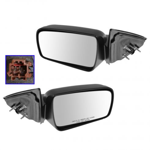 05-09 Ford Mustang Power PTM Mirror Pair(Ford)