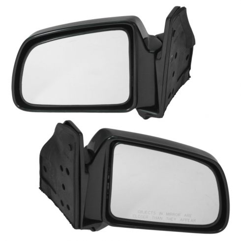 2dr Manual Folding Mirror Pair