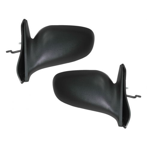 1995-99 Toyota Tercel Manual Remote Mirror Pair