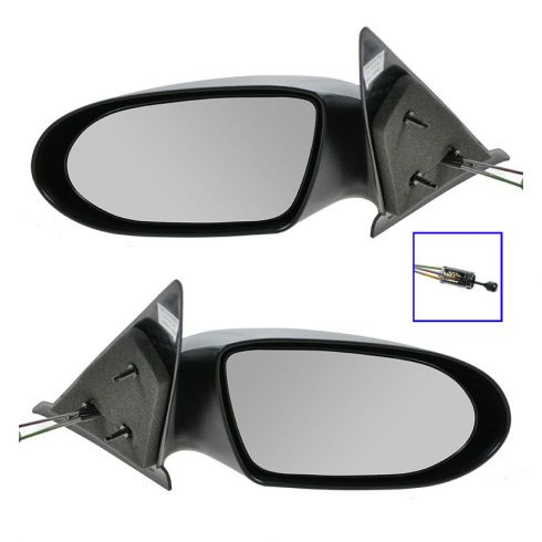 Dodge Mirror Manual Remote Pair
