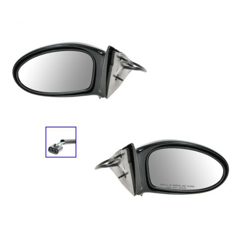 2002-03 Pontiac Grand Am Mirror Power PAIR
