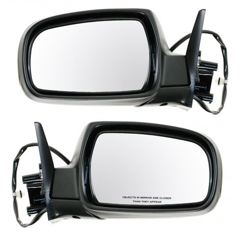 96-99 Maxima Power Mirror Pair