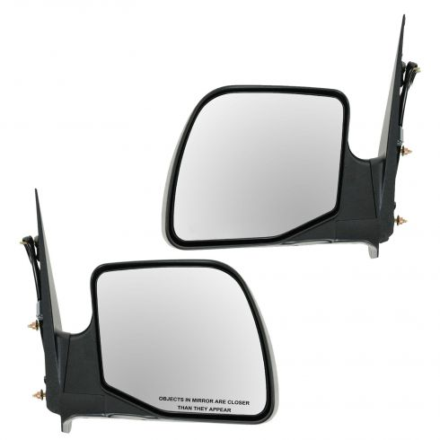 1994-04 Ford Econoline Van Power Mirror Pair