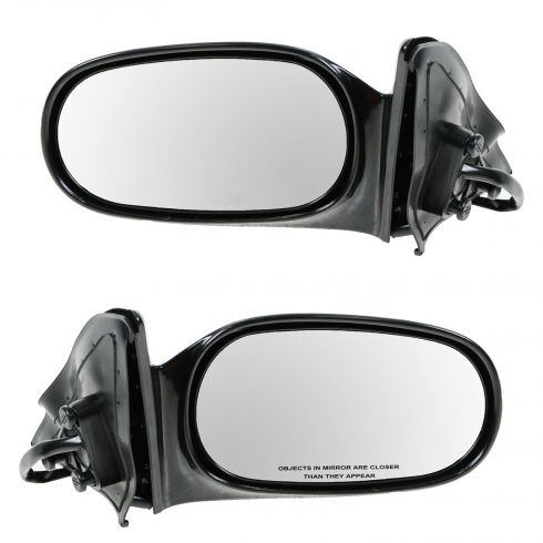 1998-02 Toyota Corolla Power Mirror Pair