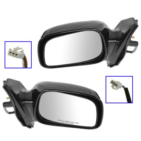 03-08 Toyota Corolla Power Mirror PTM Pair