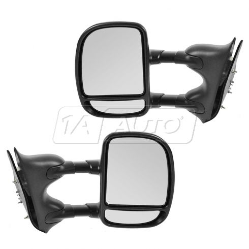 99-10 Ford SD Truck, 00-05 Excursion Man Mirror PAIR