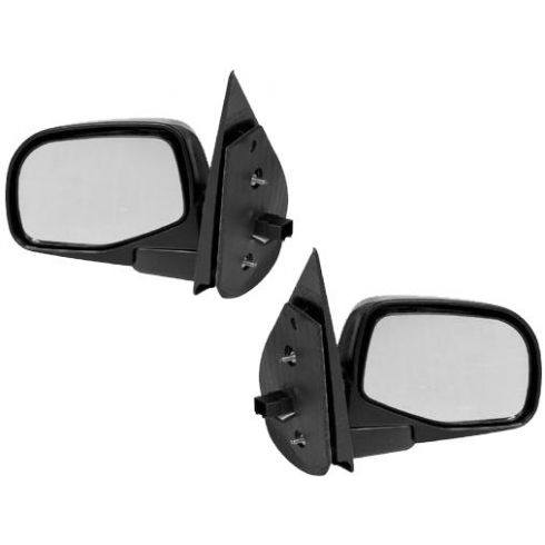 2002-04 Ford Explorer Power Mirror Pair