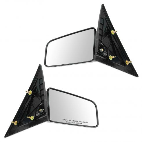 94-95 S10 PU Manual Mirror Pair