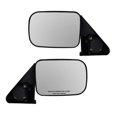 MANUAL Mirror (Smooth Black)