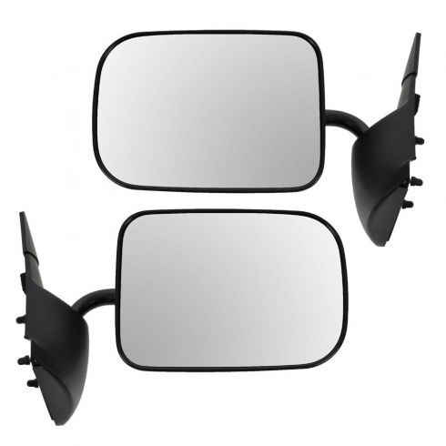 MANUAL Mirror (Textured Black)