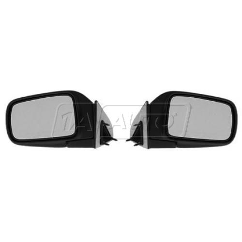 Caravan/Voyager Manual Mirror Black RH