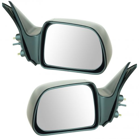 Mirror MANUAL REMOTE Non Folding PAIR