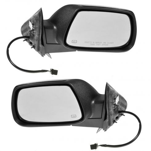 Power Heated Mirror LH (without auto dimming)