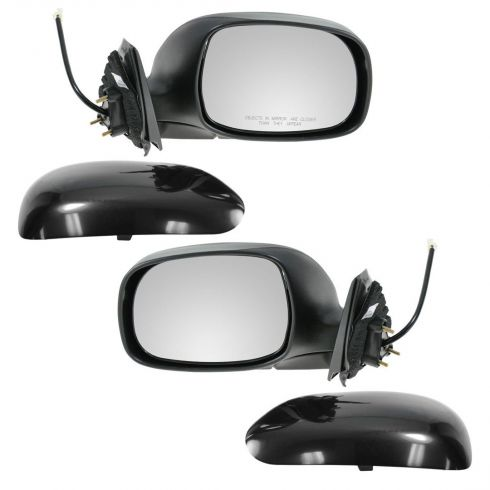 Power Mirror LH for Limited
