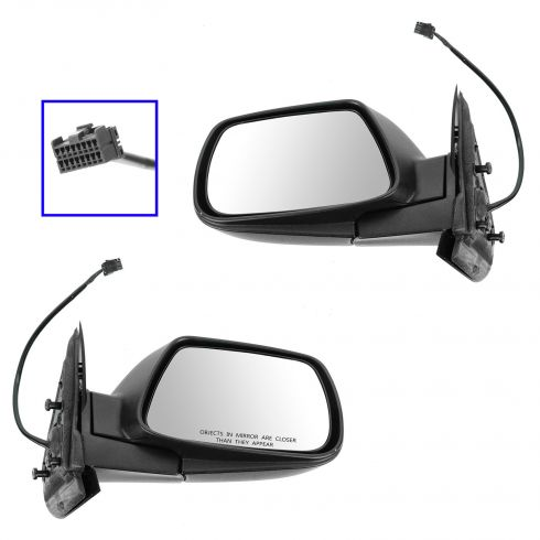 2005-07 JEEP GRAND CHEROKEE POWER MIRROR Pair