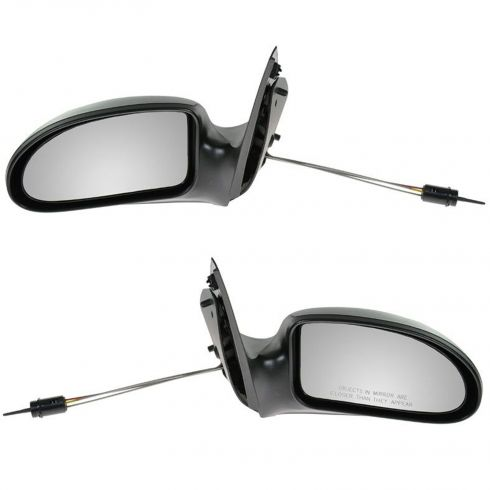 2002-06 FORD FOCUS MANUAL REMOTE MIRROR Pair