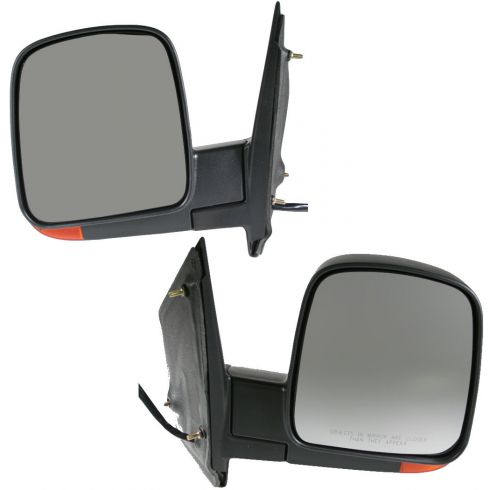 2003-07 CHEVY EXPRESS POWER MIRROR W/HEAT AND SIGNAL Pair