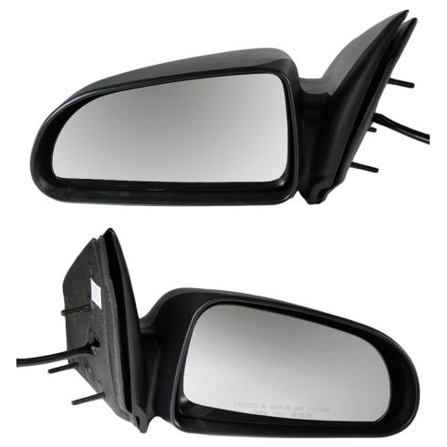 2004-05 Dodge Durango Mirror Power Pair