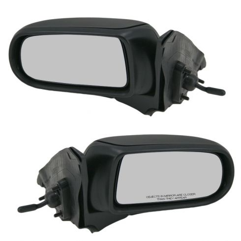 Mazda Protege Mirror Manual LH
