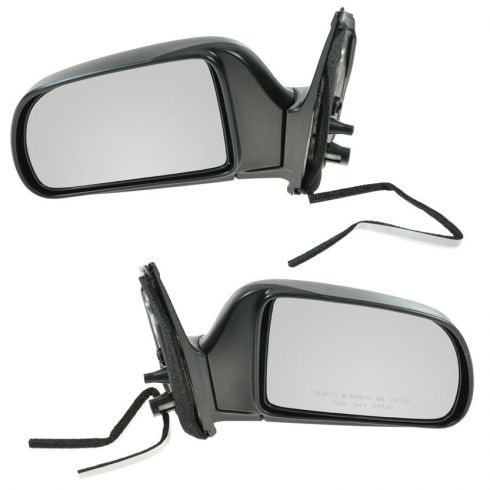 Manual Mirror Pair