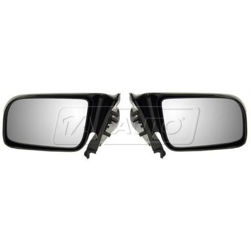 8199-95 MAZDA MPV Manual Mirror Pair