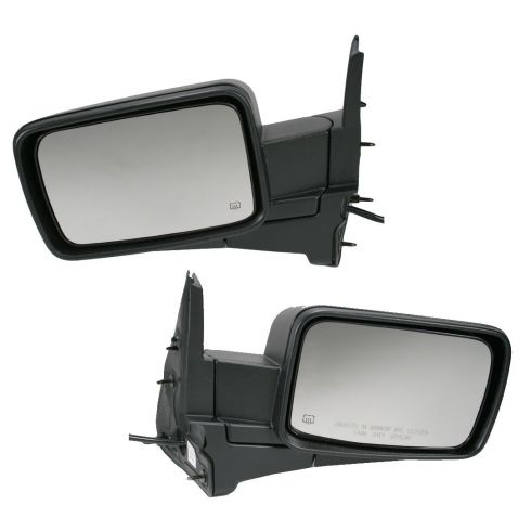 2006-09 Jeep Commander Mirror Power Heated Folding PAIR