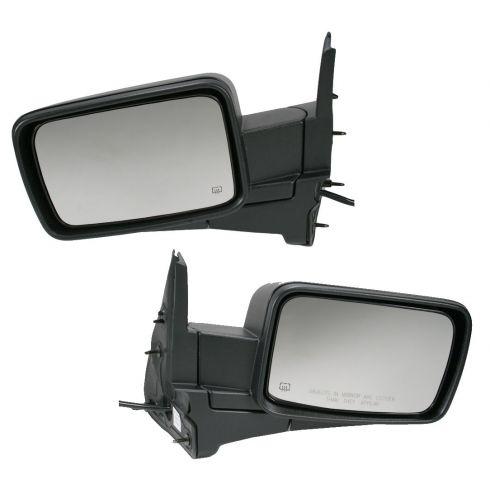 2006-09 Jeep Commander Mirror Power Heated Folding PAIR