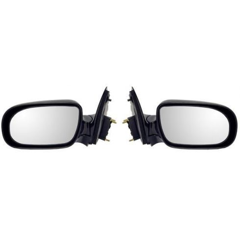 1997-07 GM Mini Van Manual Mirror PAIR