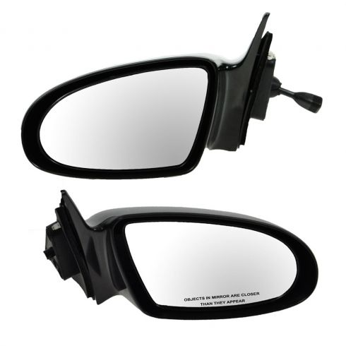 93-07 Geo Prizm Mirror Manual Pair