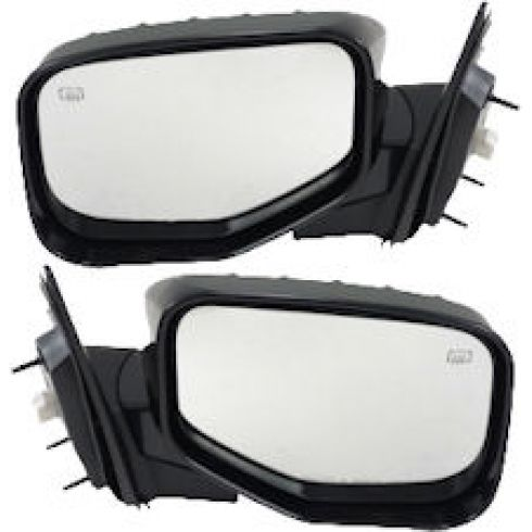 06-08 Honda Ridgeline Mirror Power Heated Folding Pair