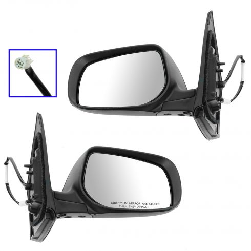 09-11 Toyota Corolla Mirror Power Folding Pair