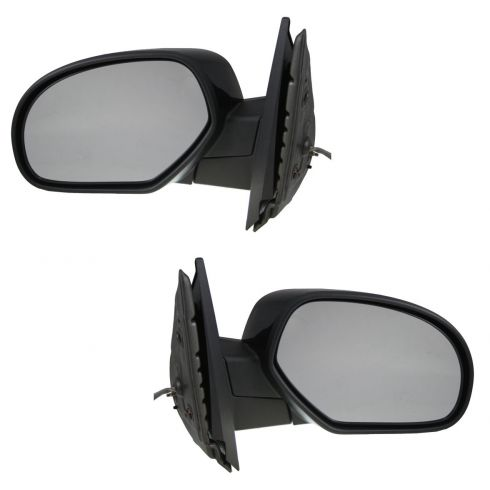 07-08 Chevy GMC Avalanche Yukon Suburban Sierra Silverado Mirror Power Heated Fo