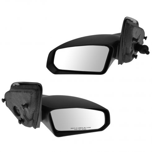 03-07 Saturn Ion Sedan Mirror Manual Pair