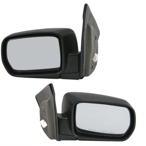 03-08 Honda Pilot LX Mirror Power Folding Pair