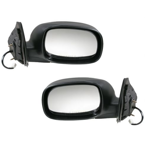 01-07 Toyota Tundra Sequoia SR5 Mirror Power Folding Pair