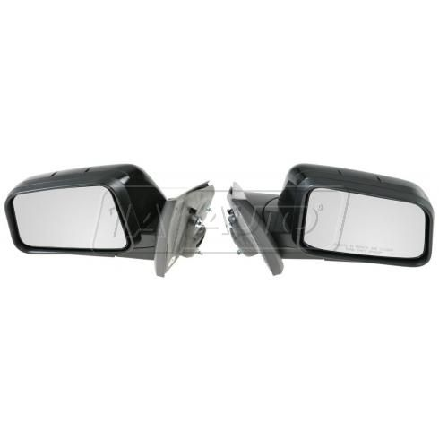 2008-10 Ford Edge Power Smooth Mirror Pair